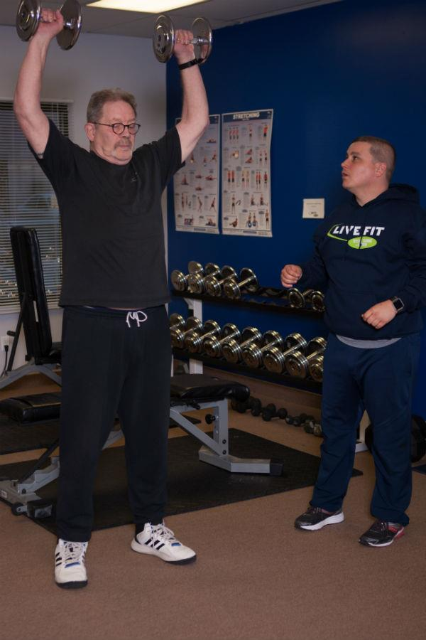 Personal Training can help Olmsted Falls residents achieve results faster