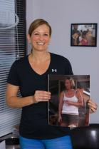 Michelle from North Ridgeville lost 30 pounds