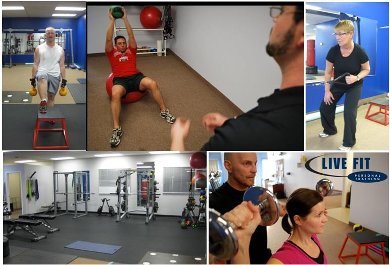 Live Fit Personal Training + Nutrition Is Conveniently Located in Greater Cleveland