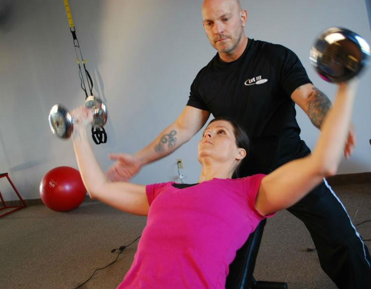Personal Trainers Located In Cleveland OH